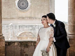 Le nozze di Maria Giovanna e Pasquale