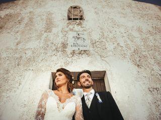 Le nozze di Alexandra e Luca