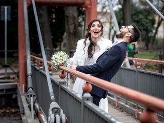 Le nozze di Davide e Giorgia