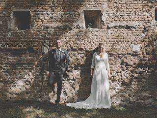 Le nozze di Luca e Fabiana