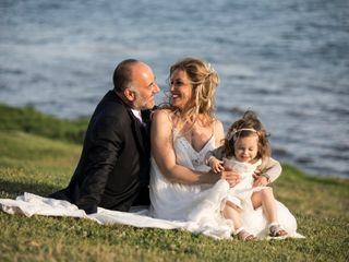 Le nozze di Loredana e Giancarlo