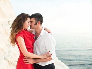 Le nozze di Marina e James