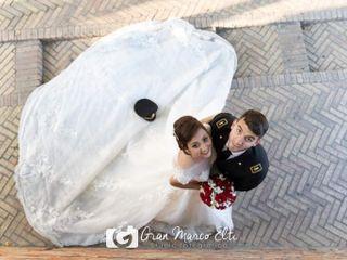 Le nozze di Jlenia e Luca