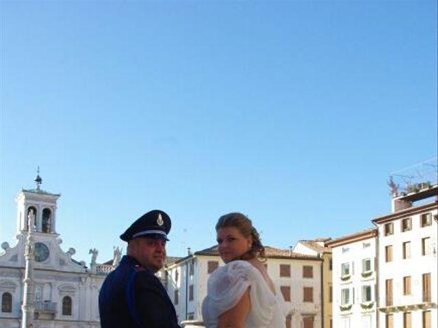 Il matrimonio di Giada e Claudio a Udine, Udine 4
