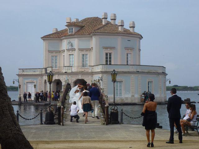 Il matrimonio di Faith e Eduardo a Bacoli, Napoli 3