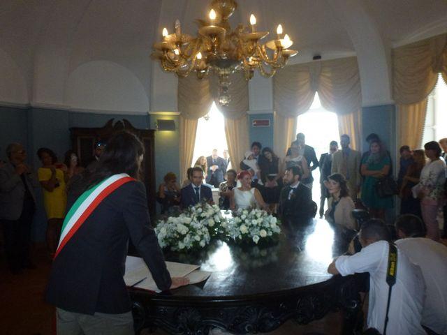 Il matrimonio di Faith e Eduardo a Bacoli, Napoli 5