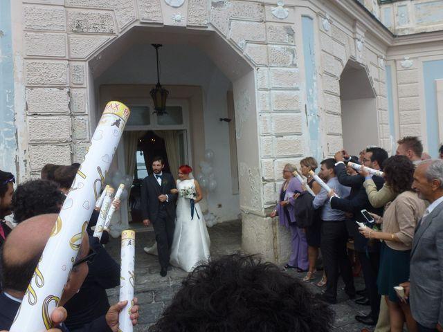 Il matrimonio di Faith e Eduardo a Bacoli, Napoli 7