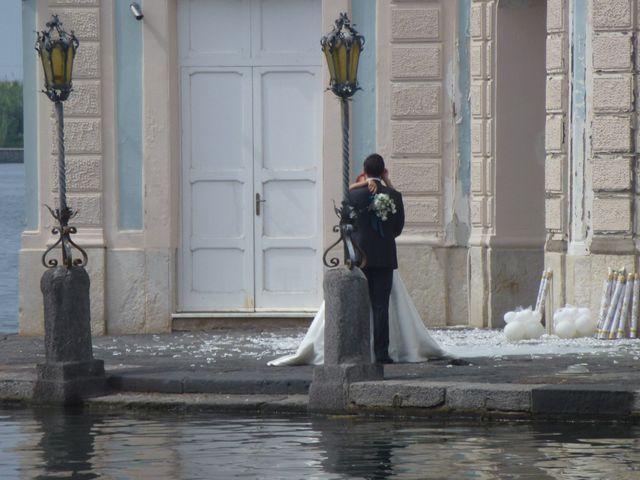 Il matrimonio di Faith e Eduardo a Bacoli, Napoli 8