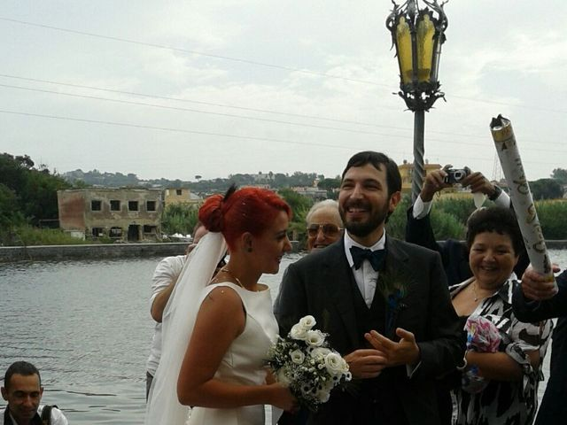 Il matrimonio di Faith e Eduardo a Bacoli, Napoli 11