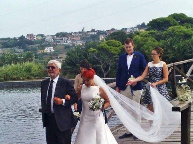 Il matrimonio di Faith e Eduardo a Bacoli, Napoli 14
