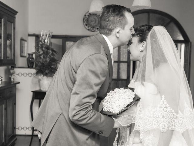Il matrimonio di Manuel e Sara a Villamar, Cagliari 34