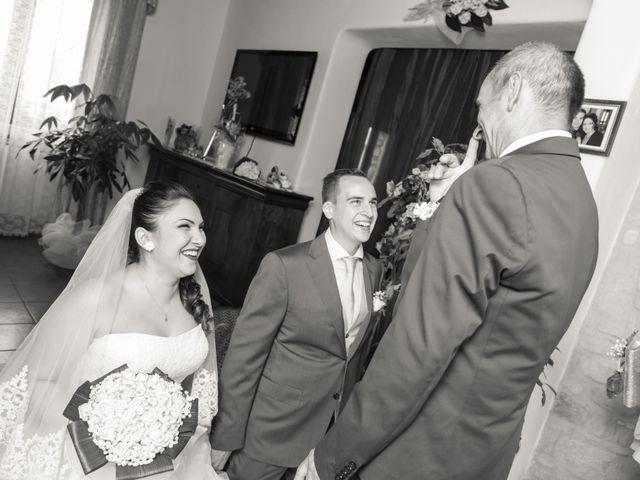 Il matrimonio di Manuel e Sara a Villamar, Cagliari 37