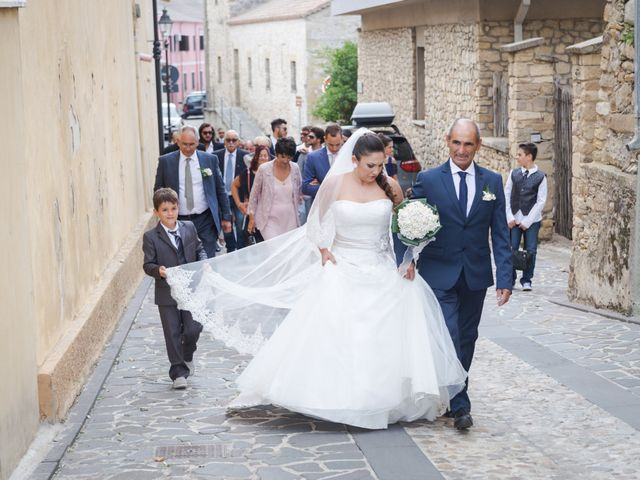 Il matrimonio di Manuel e Sara a Villamar, Cagliari 43