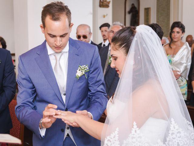 Il matrimonio di Manuel e Sara a Villamar, Cagliari 61
