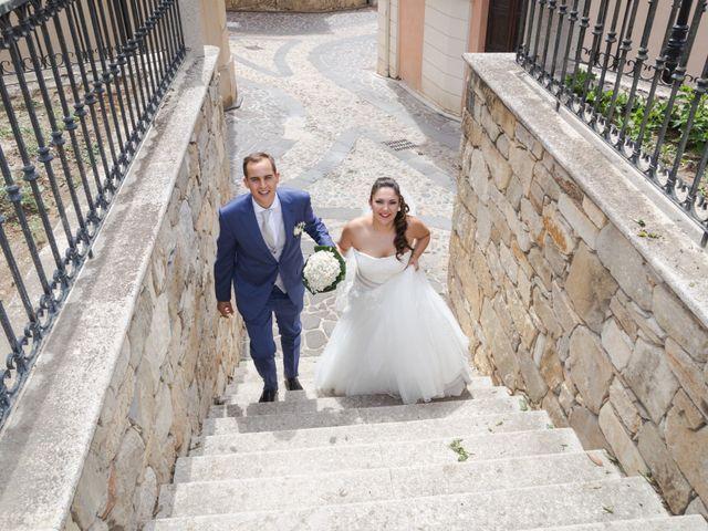 Il matrimonio di Manuel e Sara a Villamar, Cagliari 80