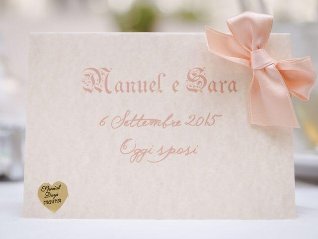 Il matrimonio di Manuel e Sara a Villamar, Cagliari 93