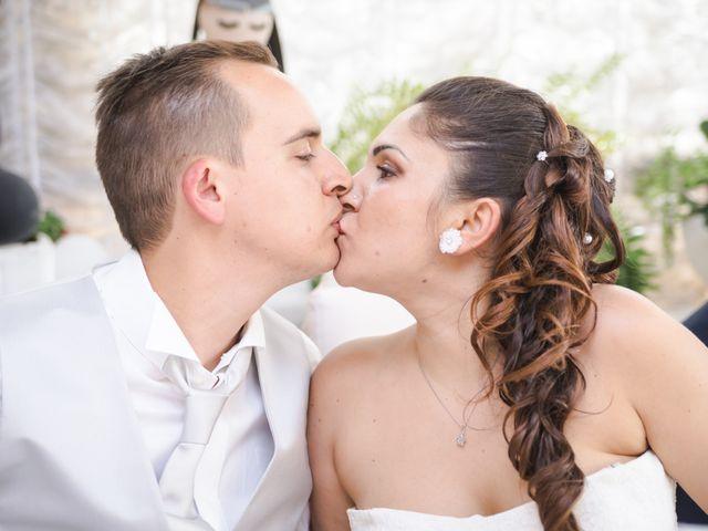 Il matrimonio di Manuel e Sara a Villamar, Cagliari 1