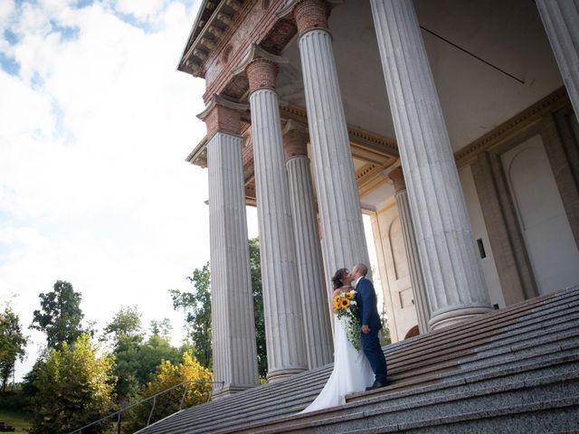 Il matrimonio di Alberto e Eleonora a Soriso, Novara 22