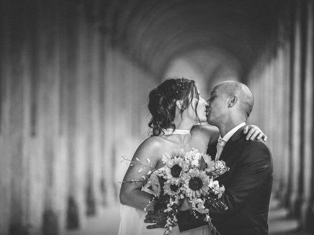 le nozze di Eleonora e Alberto