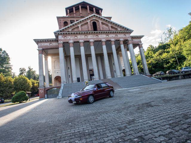 Il matrimonio di Alberto e Eleonora a Soriso, Novara 27