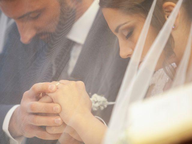 Le nozze di Annagrazia e Vincenzo