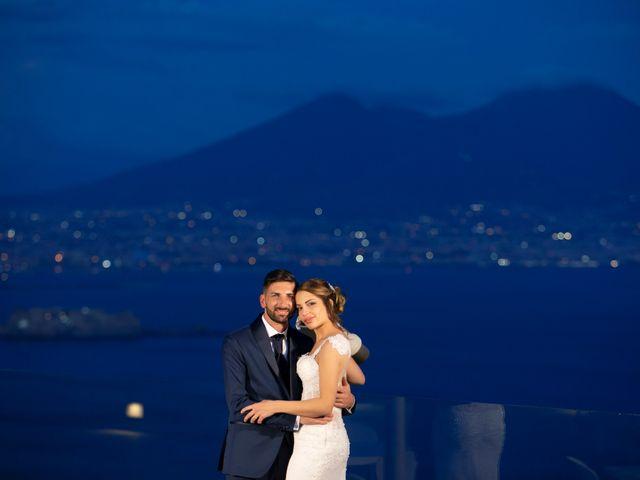 Il matrimonio di Vincenzo e Annagrazia a Napoli, Napoli 1