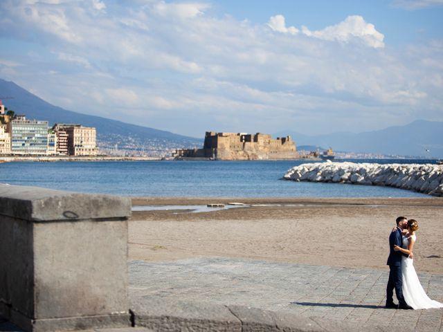 Il matrimonio di Vincenzo e Annagrazia a Napoli, Napoli 3