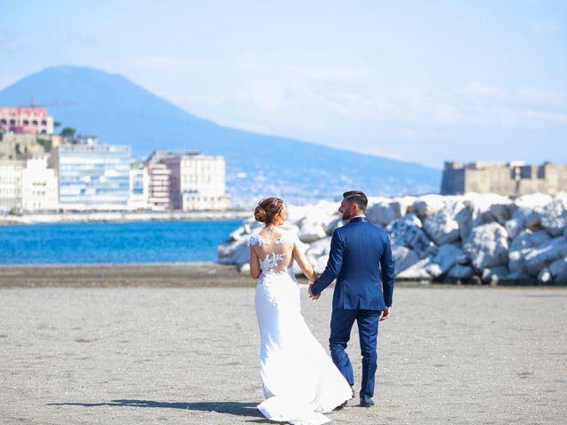 Il matrimonio di Vincenzo e Annagrazia a Napoli, Napoli 4