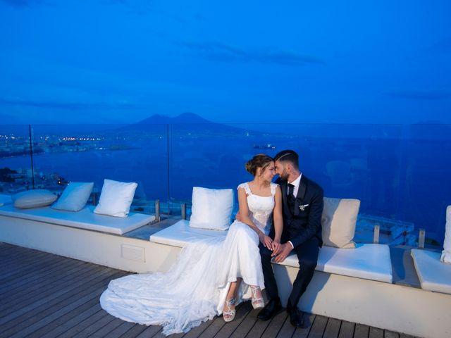 Il matrimonio di Vincenzo e Annagrazia a Napoli, Napoli 5