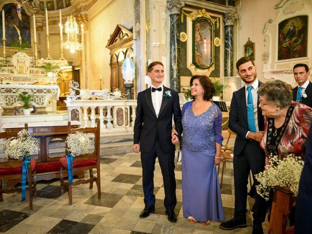 Il matrimonio di Alex e Anna a Alassio, Savona 23