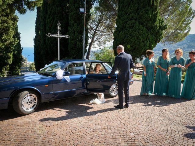 Il matrimonio di Alex e Anna a Alassio, Savona 24