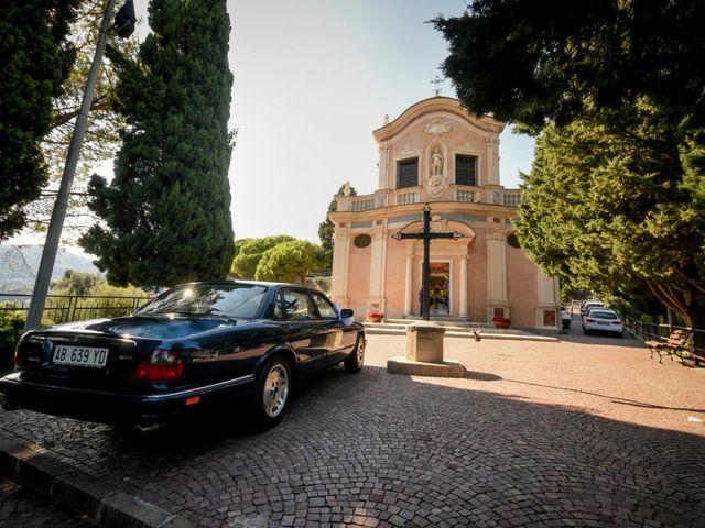 Il matrimonio di Alex e Anna a Alassio, Savona 25