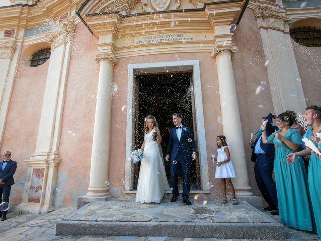 Il matrimonio di Alex e Anna a Alassio, Savona 32