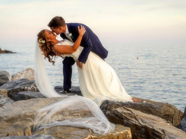 Il matrimonio di Alex e Anna a Alassio, Savona 37