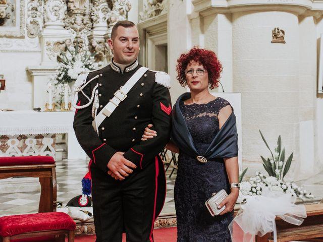Il matrimonio di Mirko e Cinzia a Lecce, Lecce 47