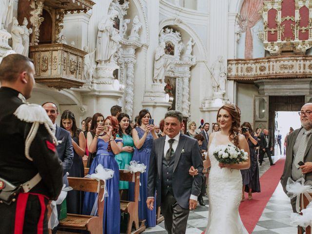 Il matrimonio di Mirko e Cinzia a Lecce, Lecce 2