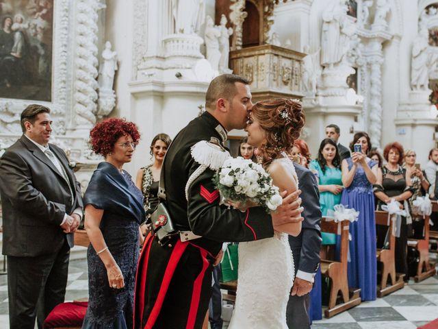 Il matrimonio di Mirko e Cinzia a Lecce, Lecce 48