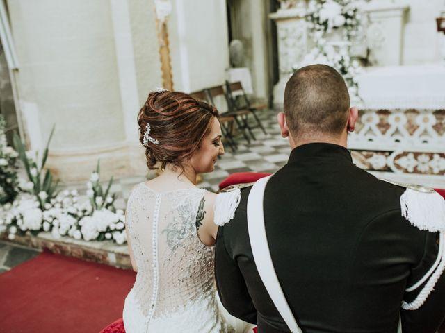 Il matrimonio di Mirko e Cinzia a Lecce, Lecce 50