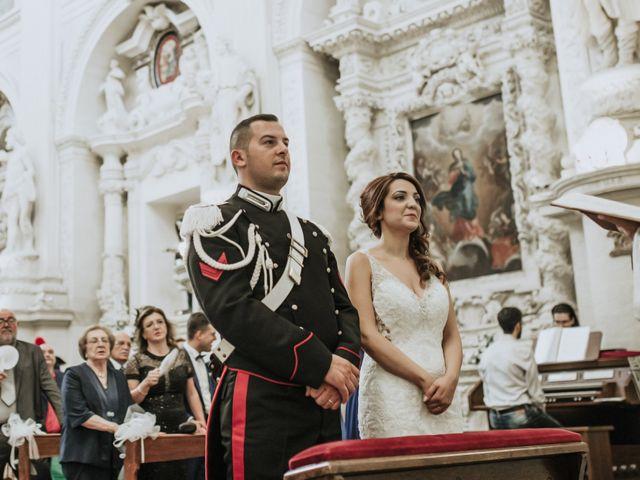 Il matrimonio di Mirko e Cinzia a Lecce, Lecce 52