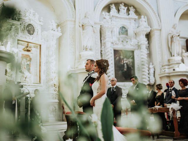 Il matrimonio di Mirko e Cinzia a Lecce, Lecce 53