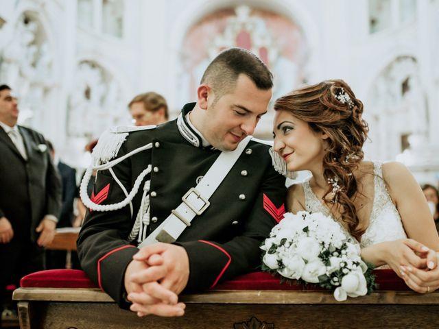 Il matrimonio di Mirko e Cinzia a Lecce, Lecce 54