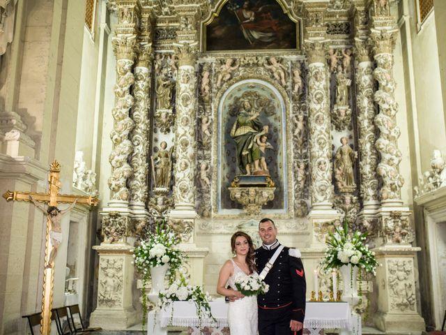 Il matrimonio di Mirko e Cinzia a Lecce, Lecce 55