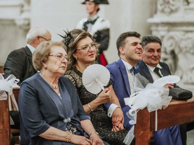 Il matrimonio di Mirko e Cinzia a Lecce, Lecce 61