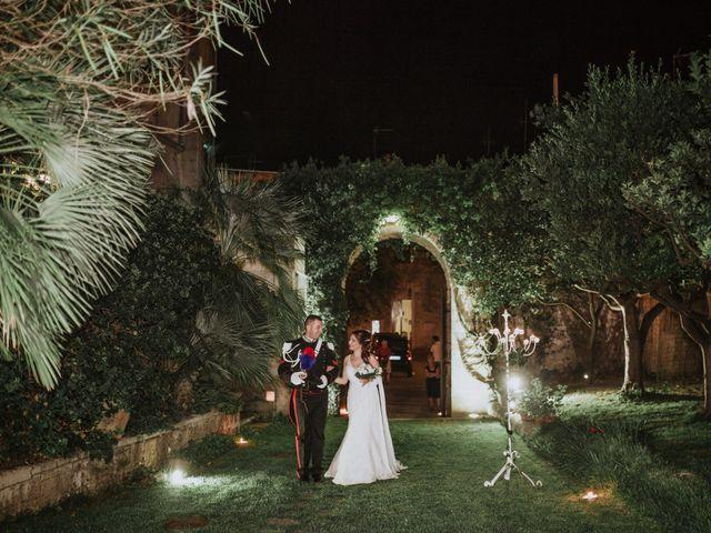 Il matrimonio di Mirko e Cinzia a Lecce, Lecce 83