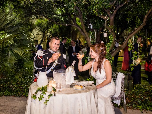 Il matrimonio di Mirko e Cinzia a Lecce, Lecce 87