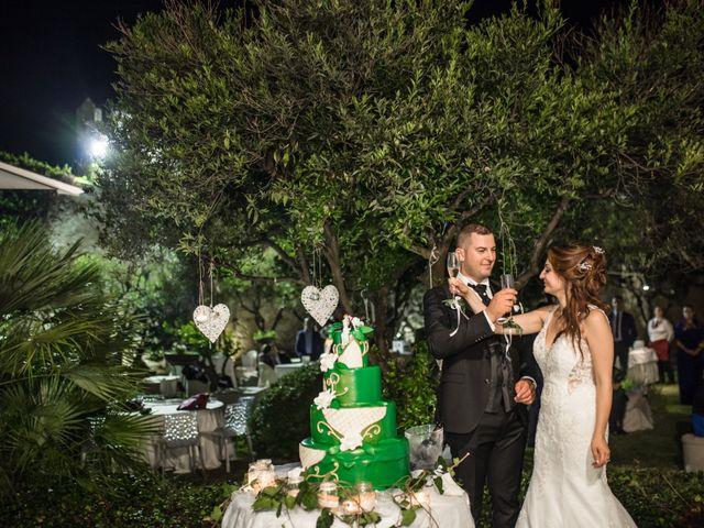 Il matrimonio di Mirko e Cinzia a Lecce, Lecce 112