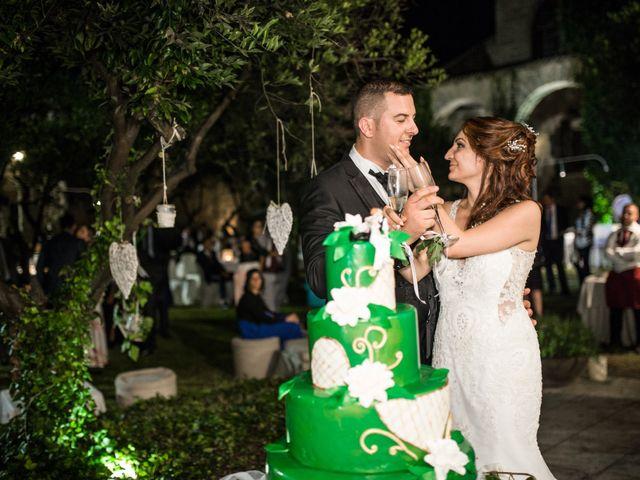 Il matrimonio di Mirko e Cinzia a Lecce, Lecce 113
