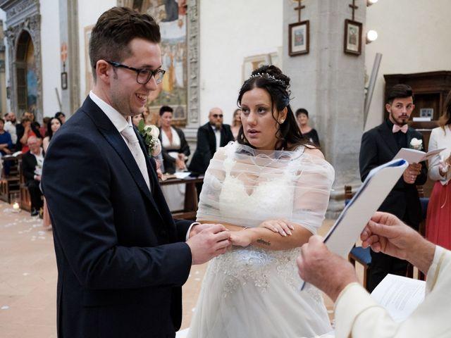 Il matrimonio di Stefano e Luna a Passignano sul Trasimeno, Perugia 33