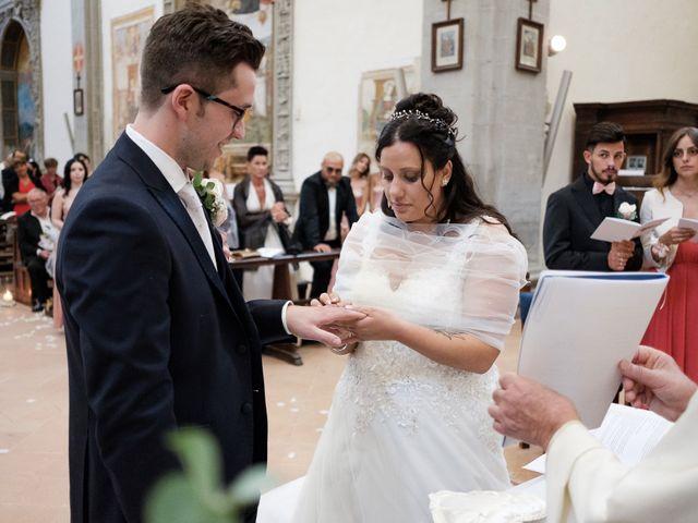 Il matrimonio di Stefano e Luna a Passignano sul Trasimeno, Perugia 34