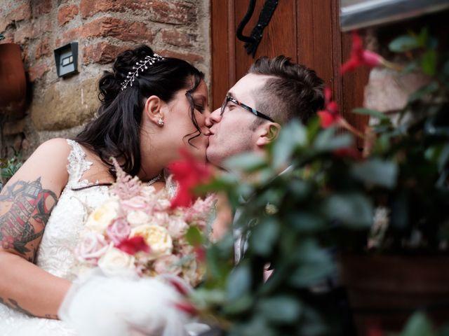 Il matrimonio di Stefano e Luna a Passignano sul Trasimeno, Perugia 41